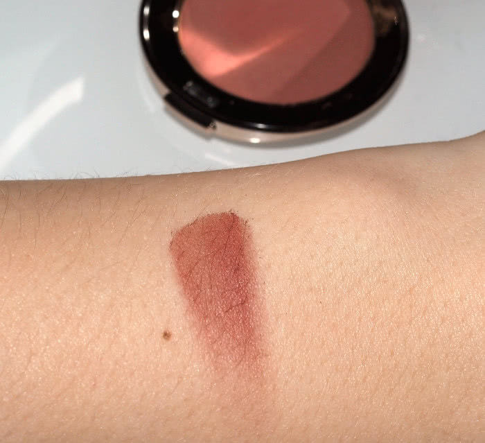 jane iredale mystique blush swatch