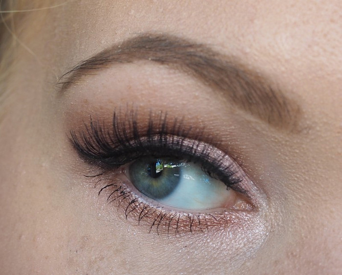 naked 3 palette eye makeup