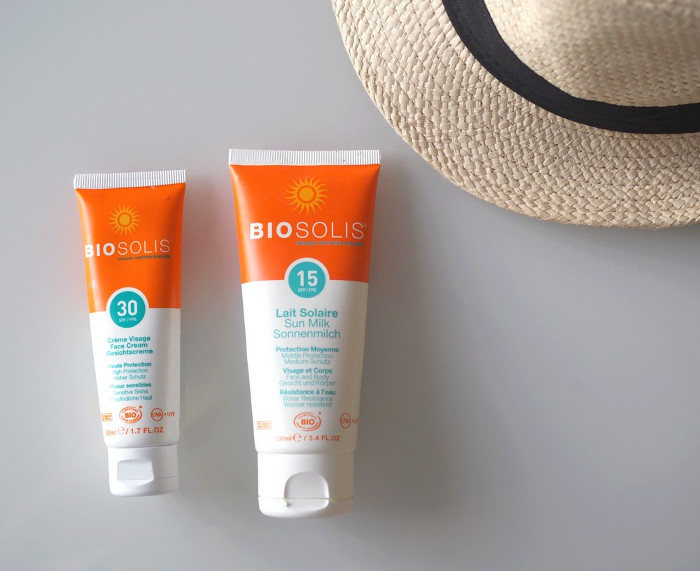 physical and chemical sunscreen