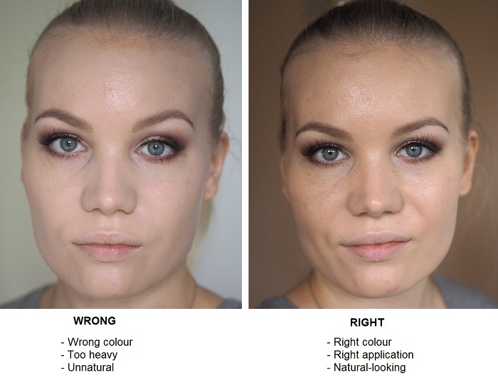 tips to foundation application
