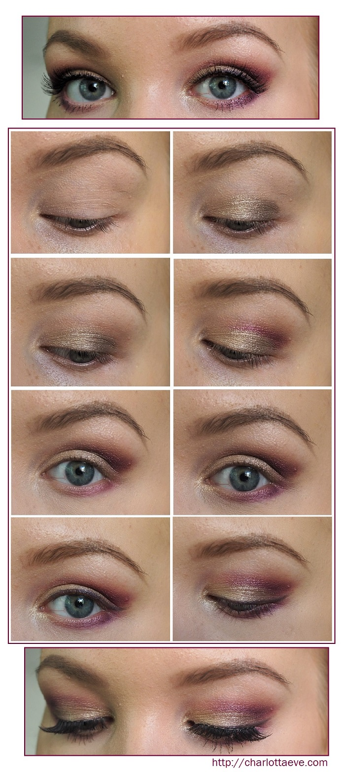 autumn makeup tutorial