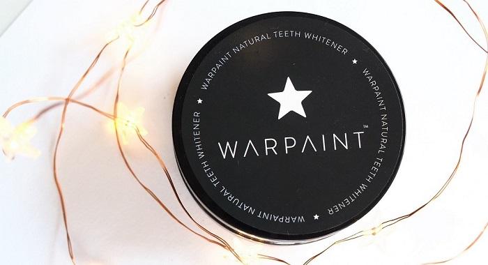 warpaint for teeth