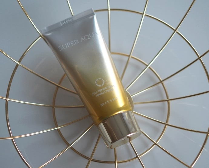 missha super aqua cell renew snail hand cream