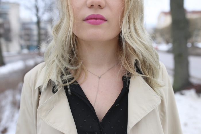 Petite Choker Necklace