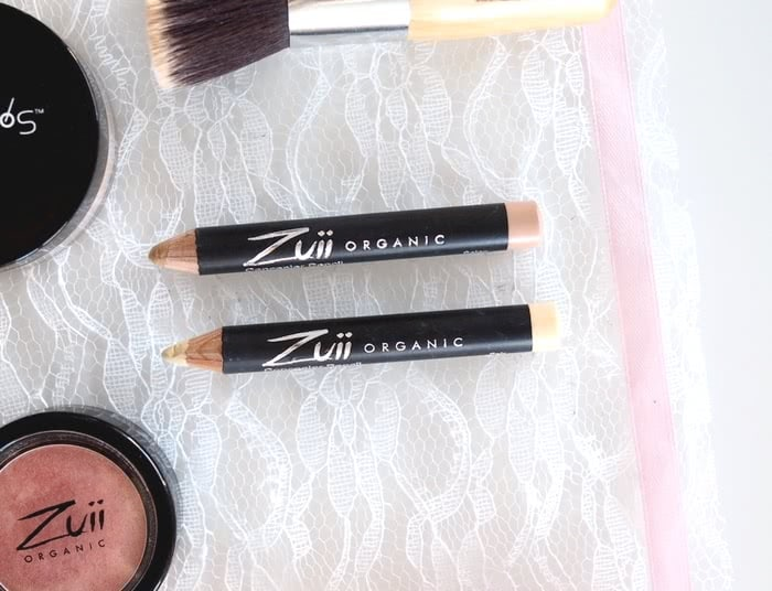 Zuii Organic makeup for acne