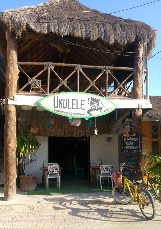 ukulele great food