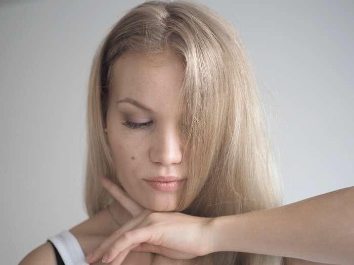 blonde hair helsinki