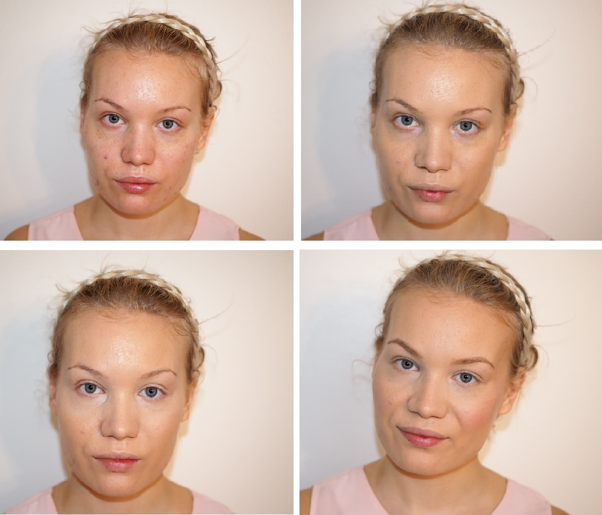 face tutorial