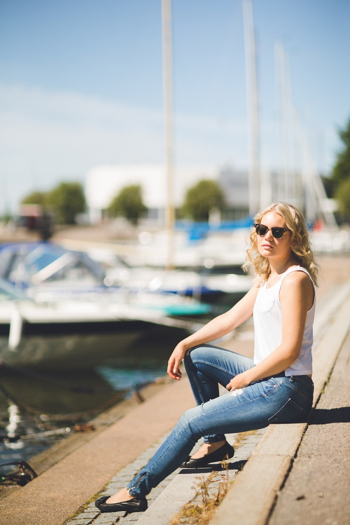 blogger from finland
