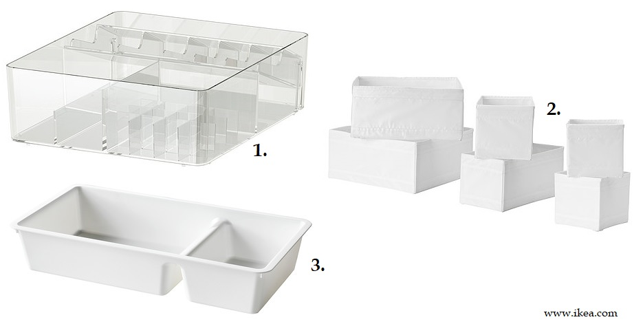 best makeup organizers ikea
