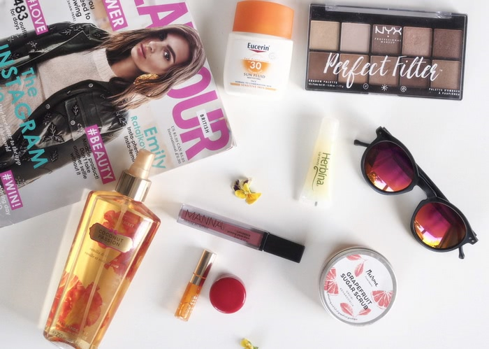 my summer favorite products