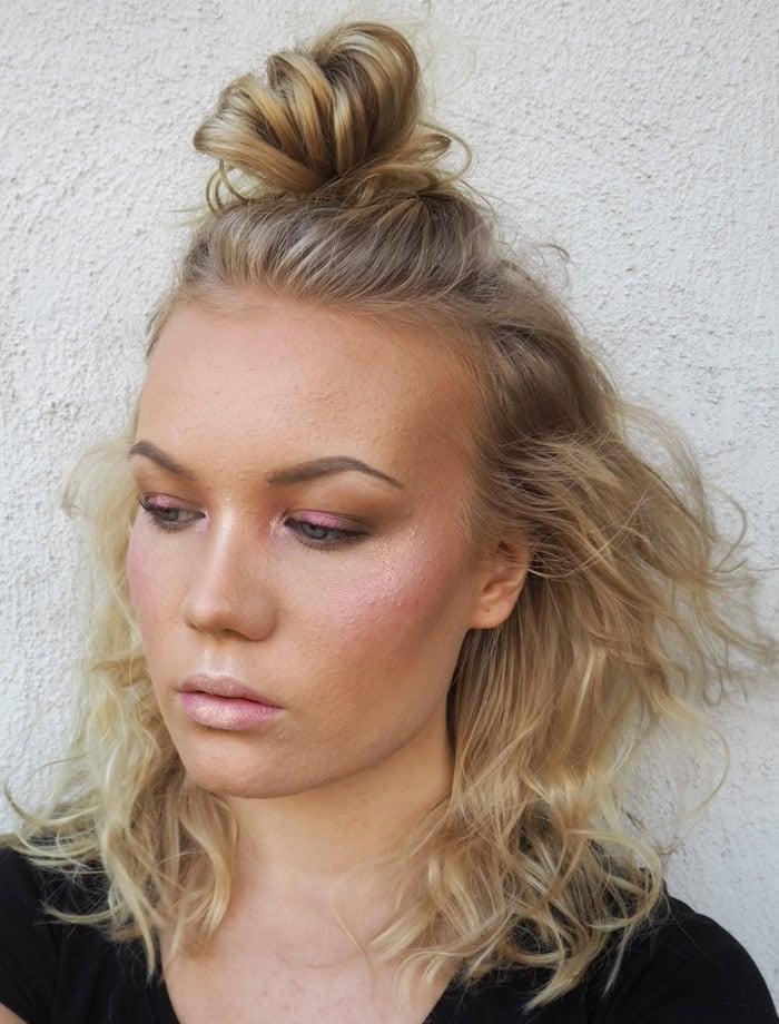 face chart makeup