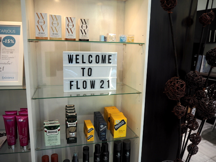 flow 21 hair salon