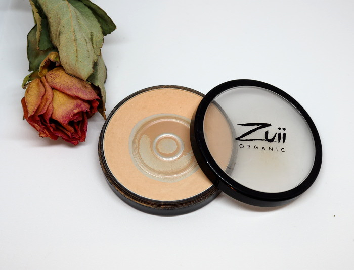 zuii organic makeup powder