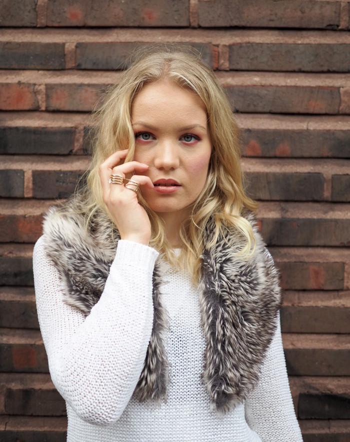 fall style fur