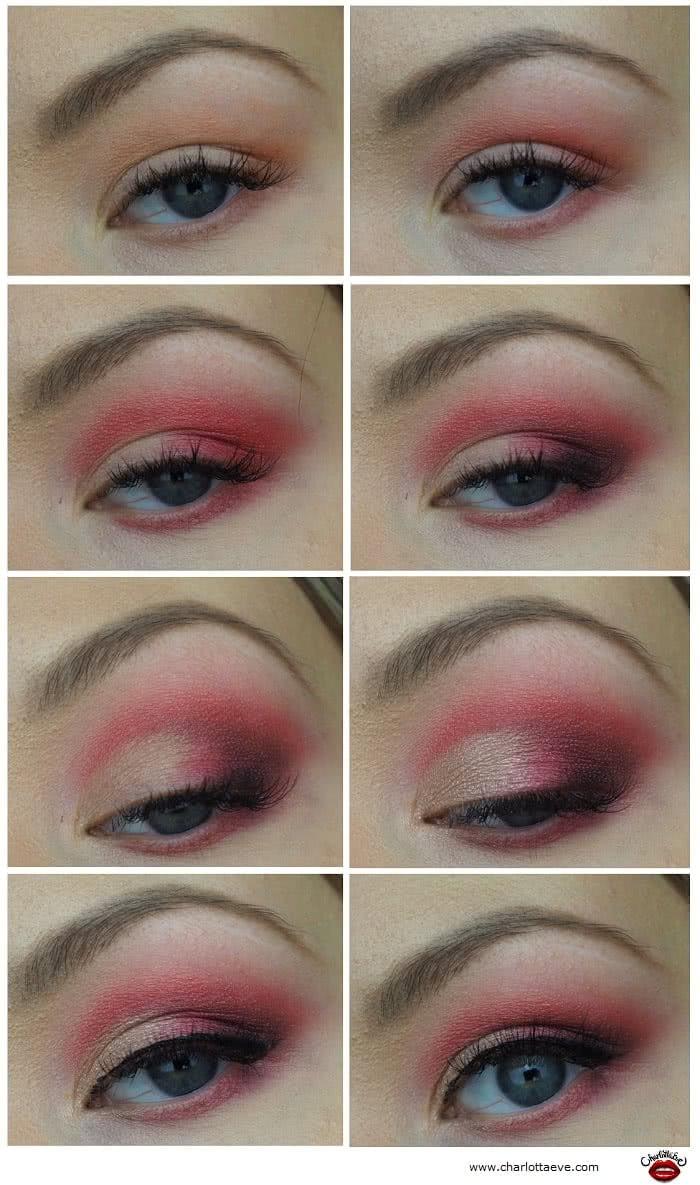 half cut-crease tutorial