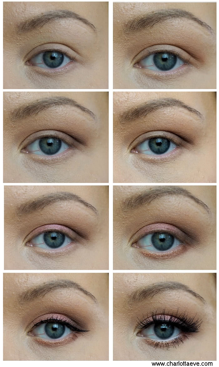 eyeshadow pictorial how to wear colours