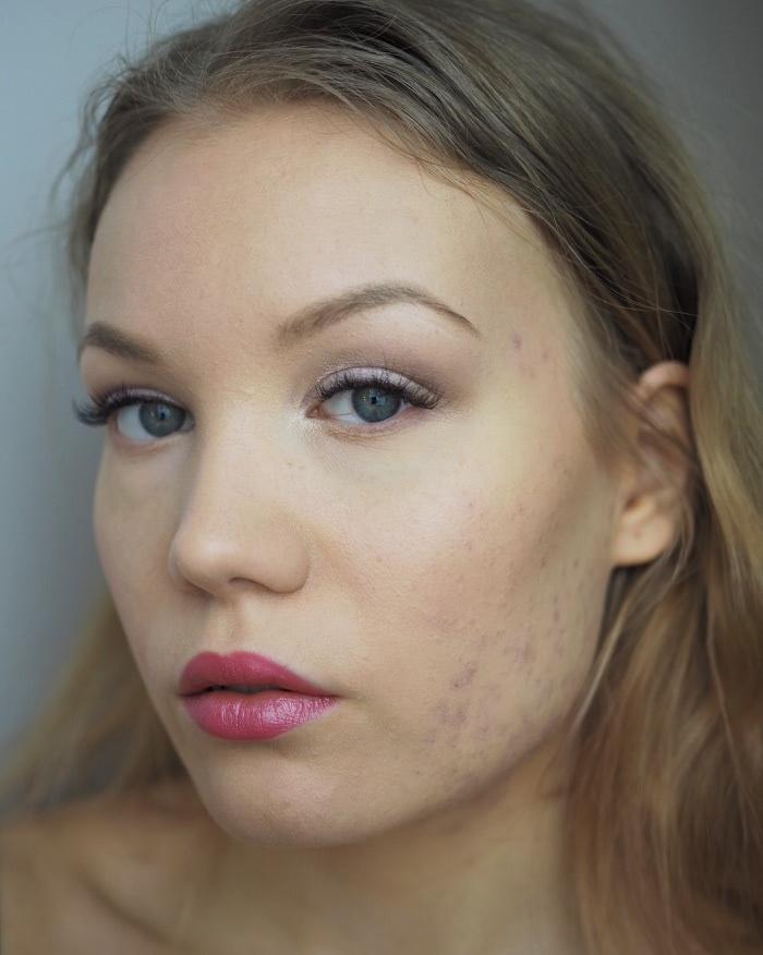 natural contour makeup