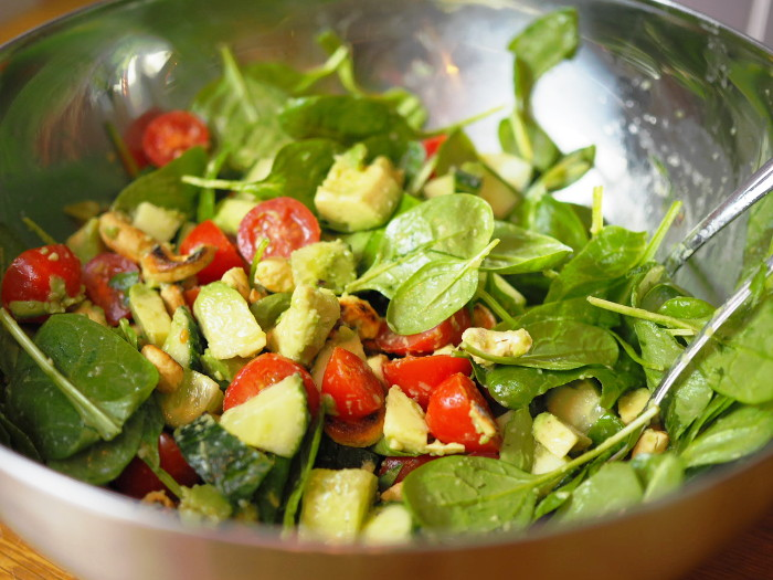 orgasm salad best salad recipe