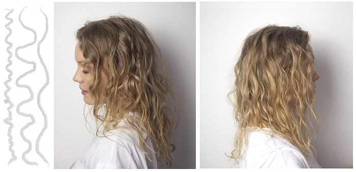Naturally Curly And Wavy Hair 101 Curly Hair Routine Charlotta Eve