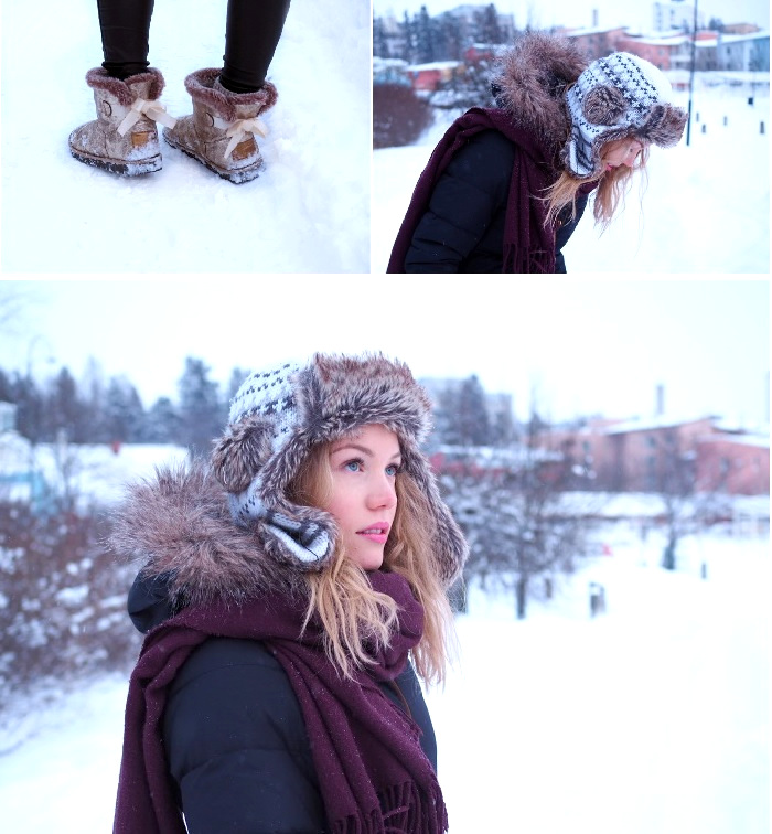 winter style outfit