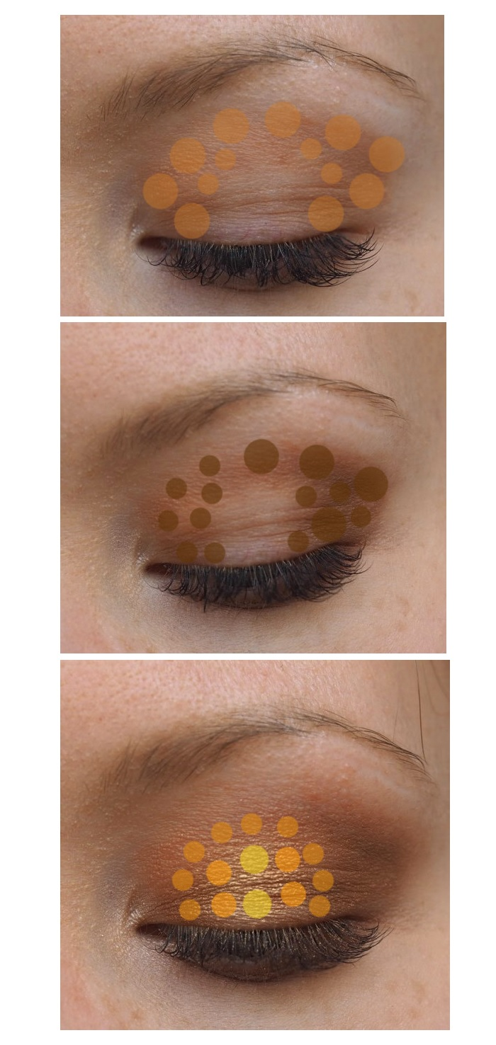 bronze eyeshadow tutorial