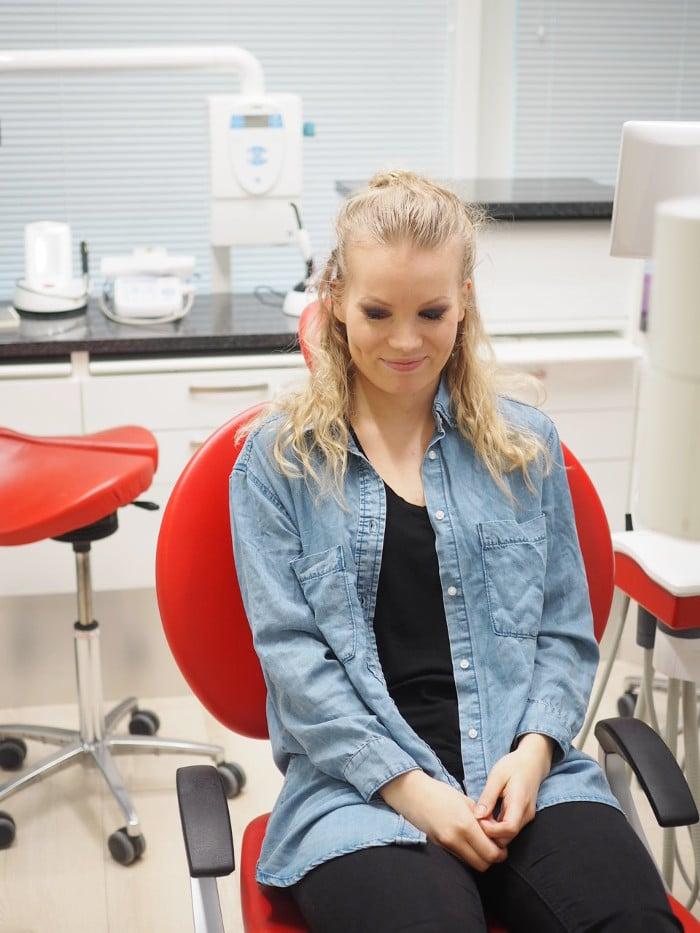 hammaslääkäripelkoon helpotusta
