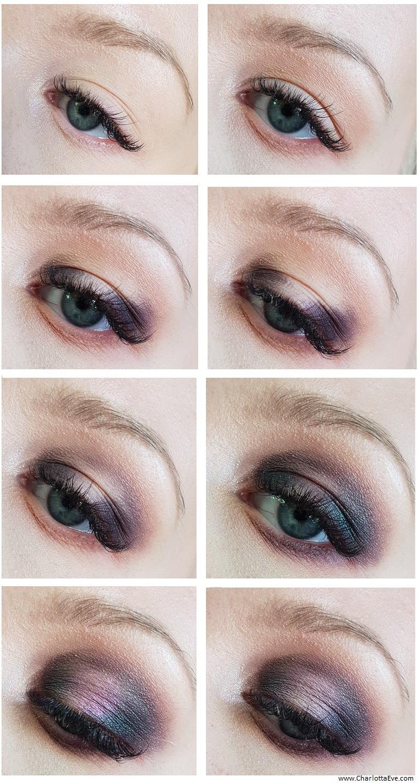 purple duochrome tutorial