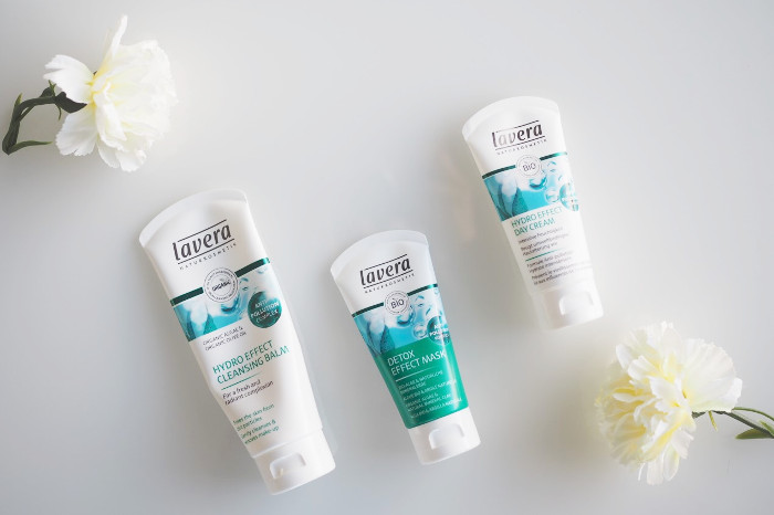 skincare faves from lavera