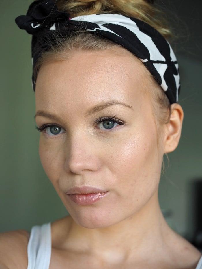 glowy skin makeup