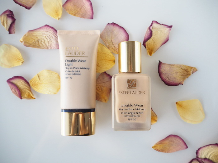 estee lauder double wear light and original