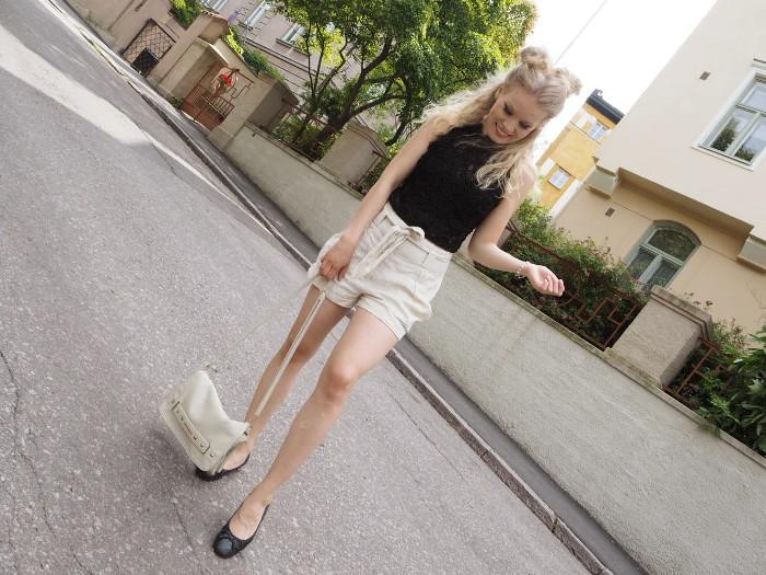 summer outfit helsinki