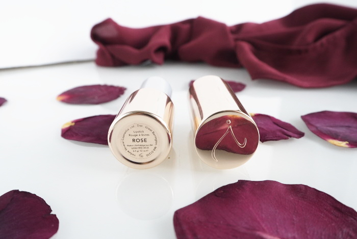 jane iredale triple luxe lipstick rose
