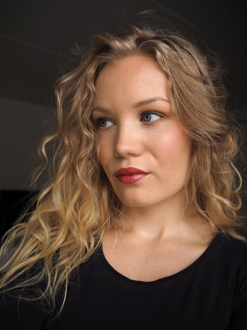 curly hair curl gel