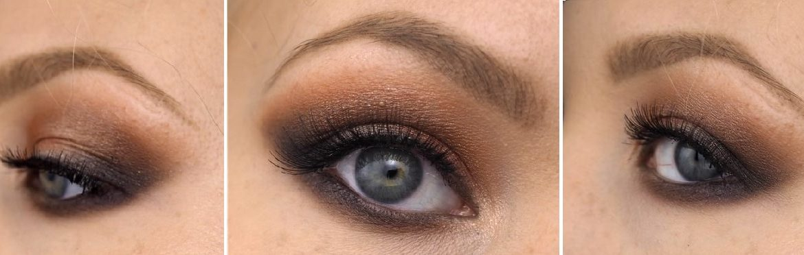 Fall Makeup Tutorial Using Vice 4 Burnt Orange Smokey Eye