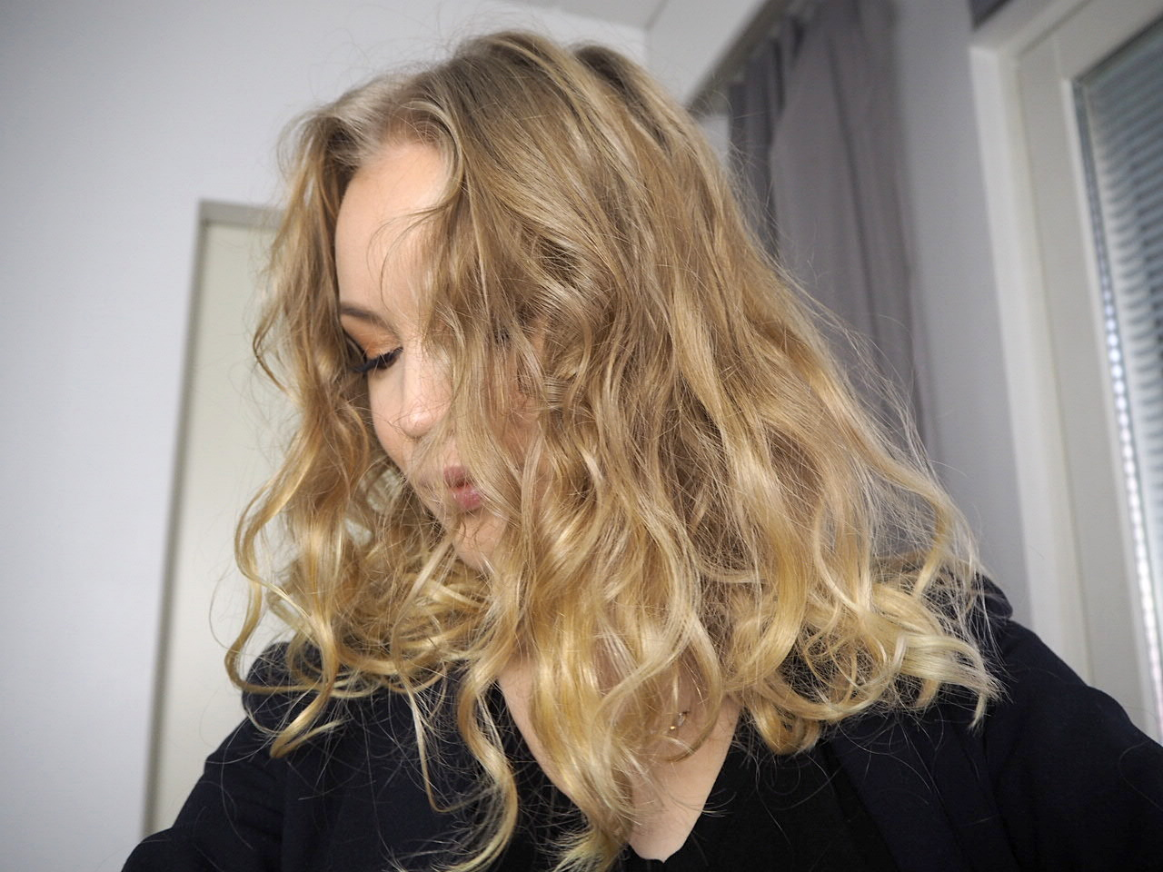 naturally curly hair diffuser