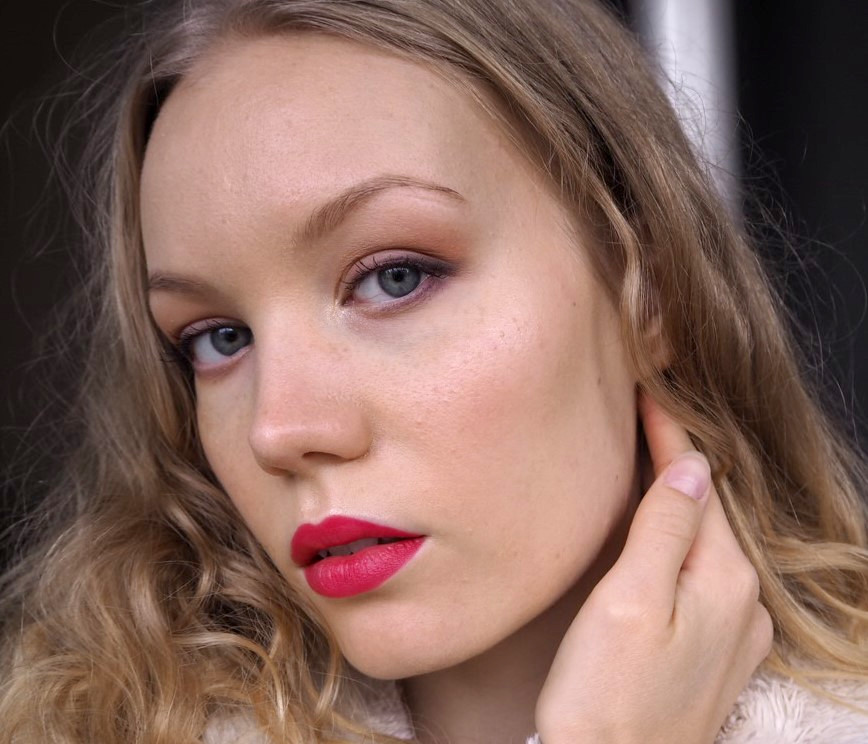 makeup tips jane iredale gwen lipstick