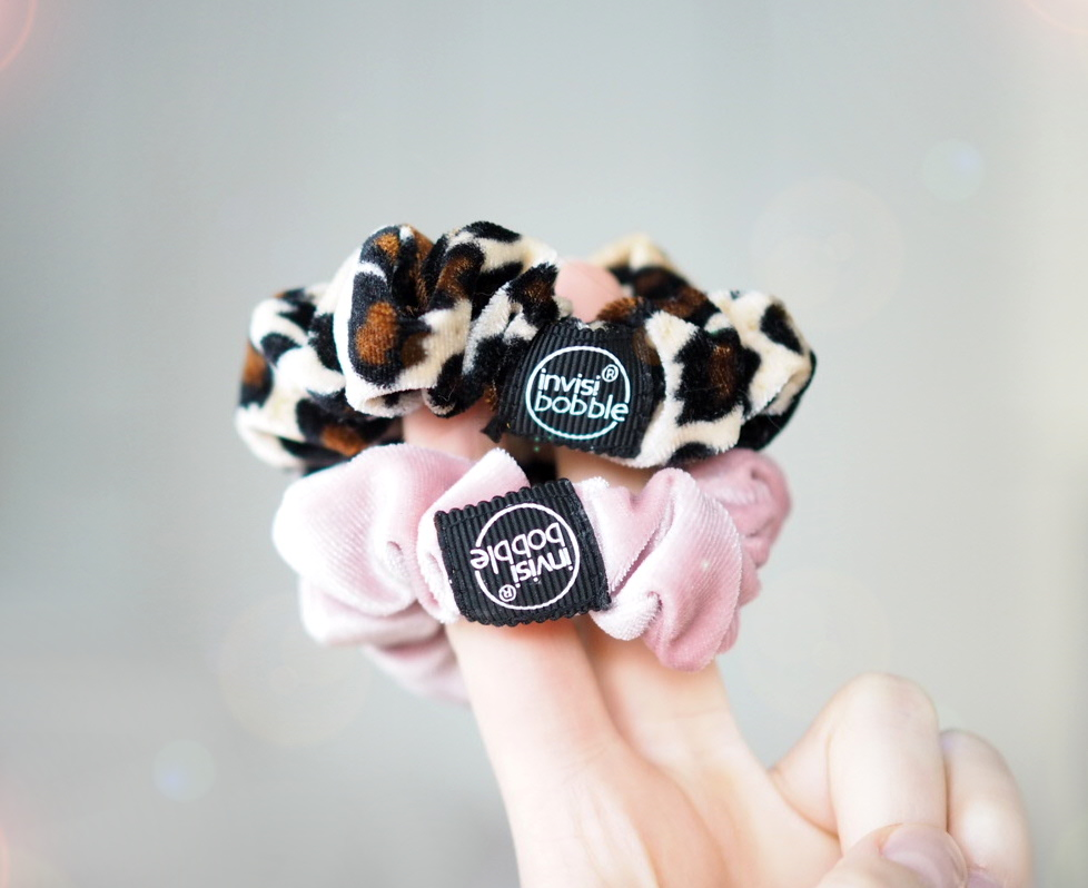 invisibobble scrunchies
