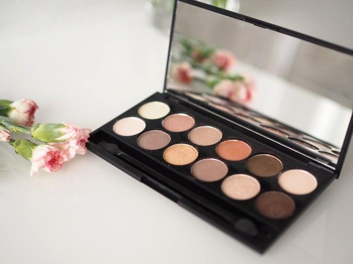 sleek a new day palette makeup