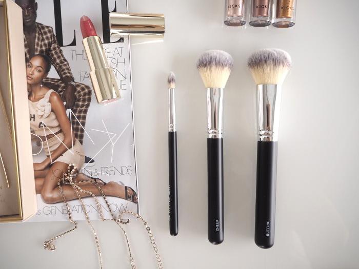 kicks makeup brushes