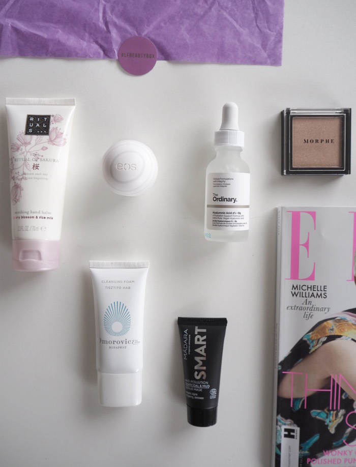 lookfantastic Beauty Box review - is it worth it?
