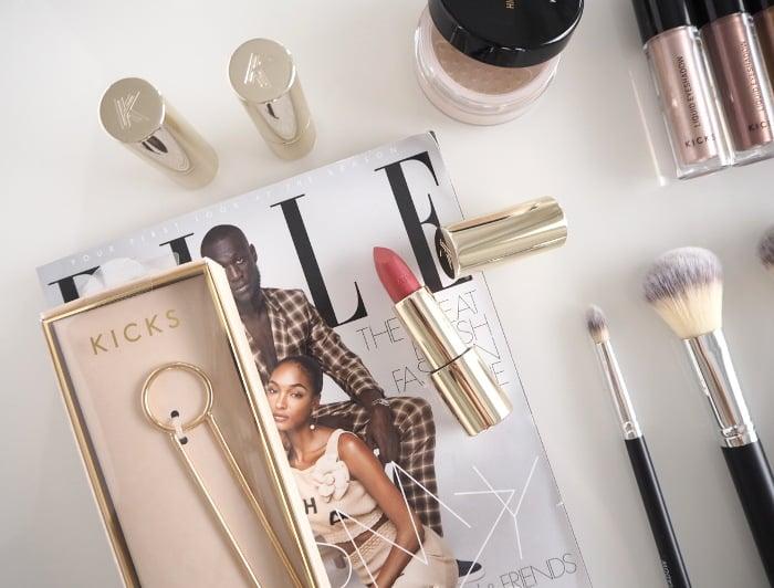 makeup blog kicks