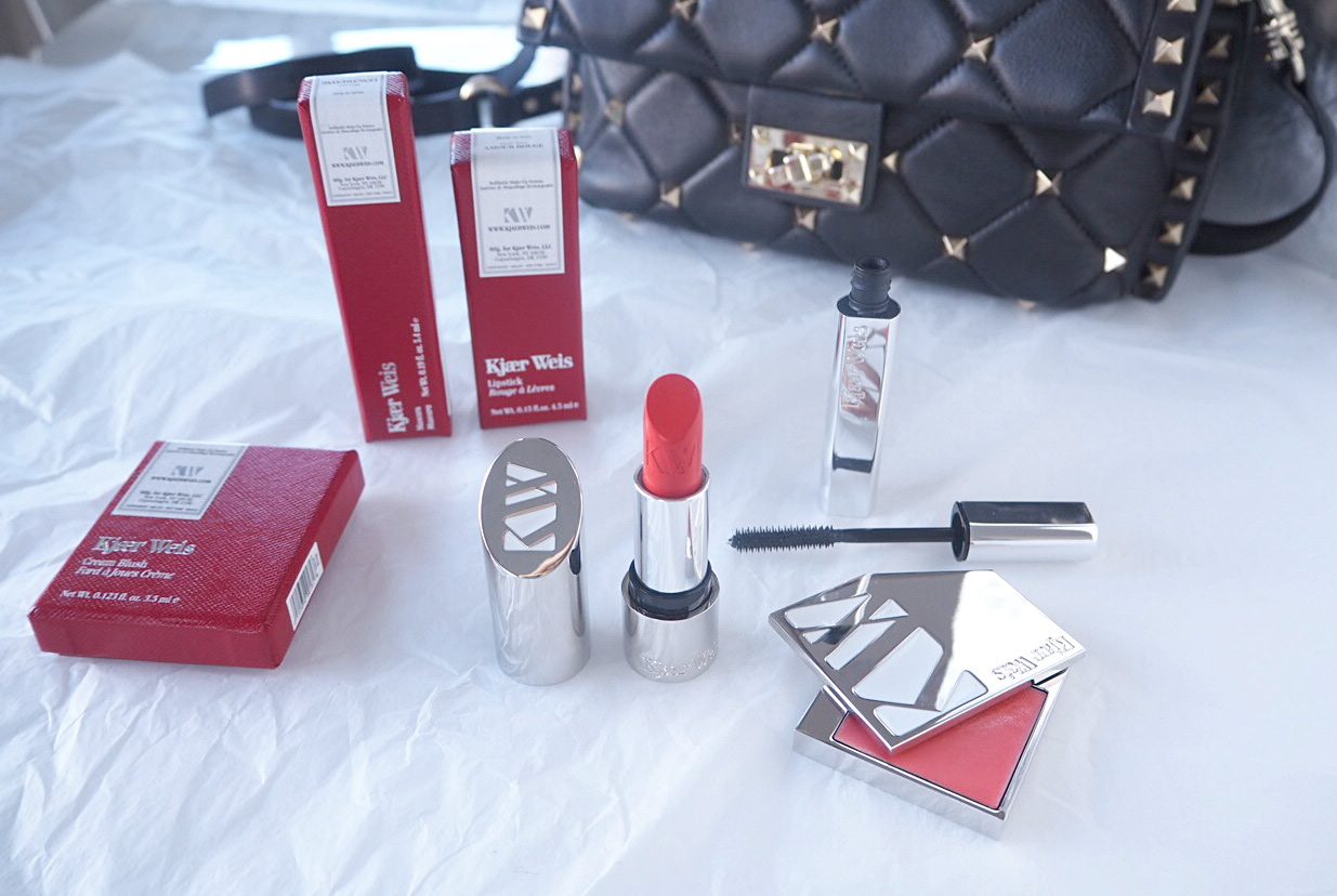 luxury organic makeup kjaer weis