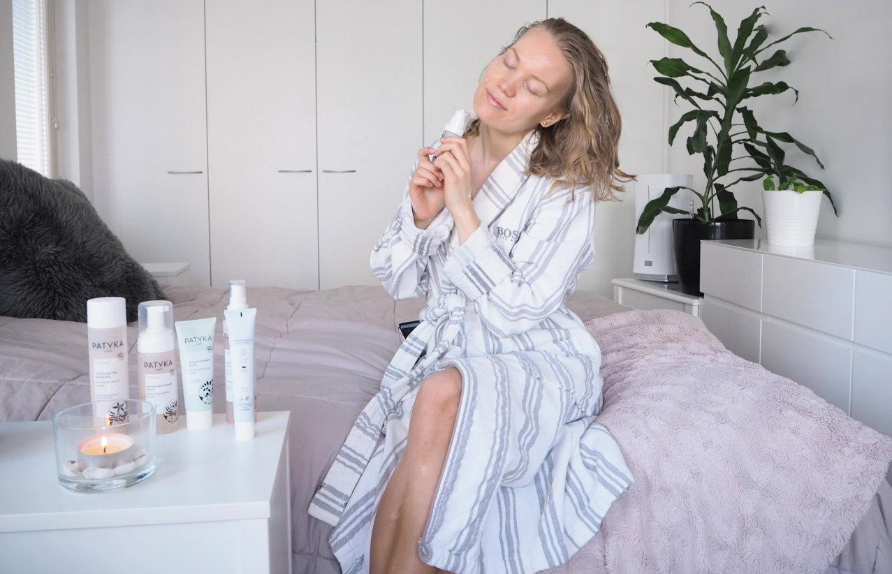 luxury skincare patyka review