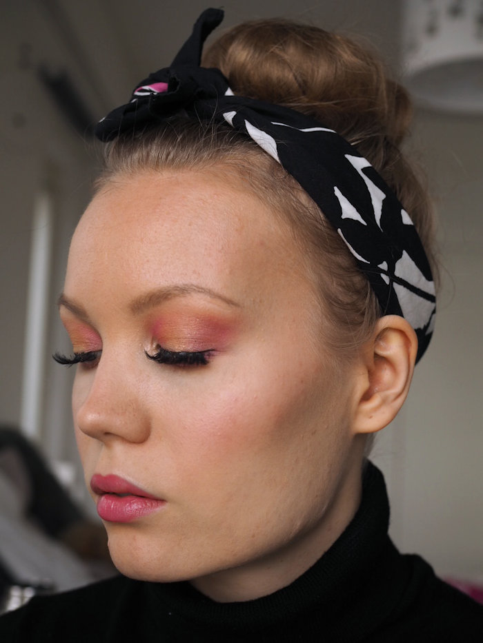 nyx makeup beauty blog