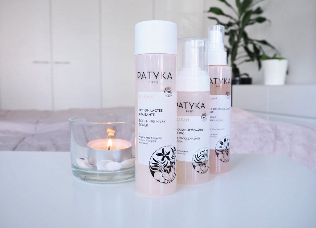patyka cleansing oil foam review