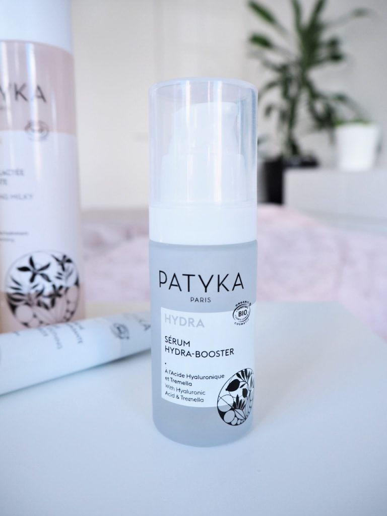 patyka hydra booster serum review