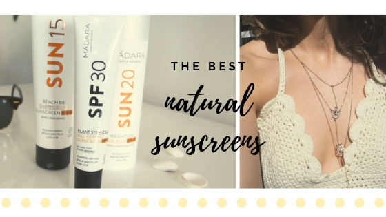 best natural sunscreens madara