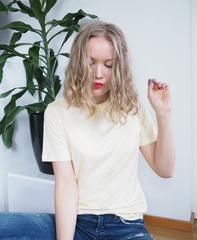 naturally wavy hair charlotta eve blog