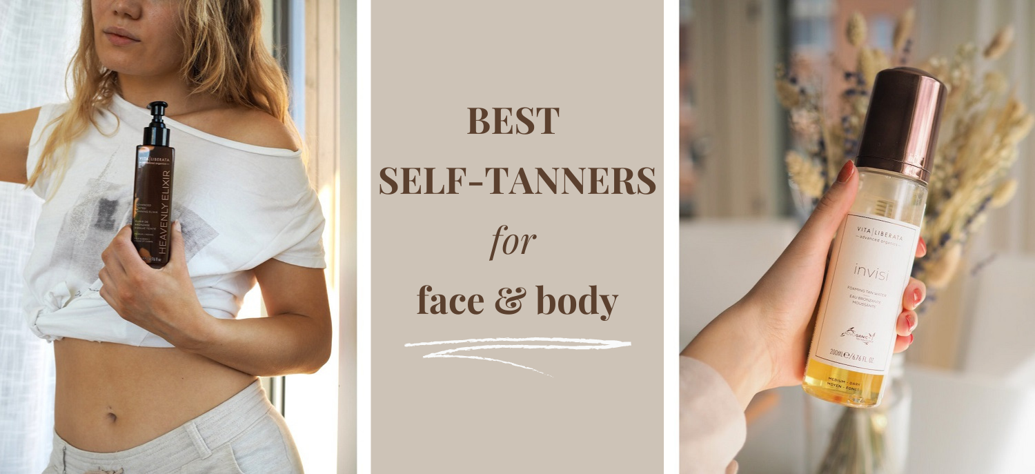 best self tanners for face and body
